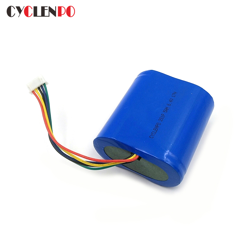 Customized lifepo4 6v 5ah  battery
