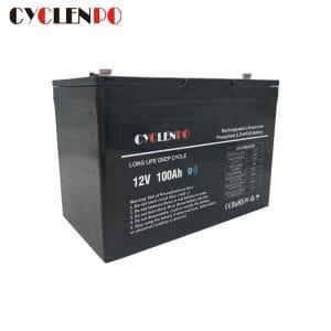 Bluetooth Lithium Battery 12v 100ah Smart Lifepo4 Battery