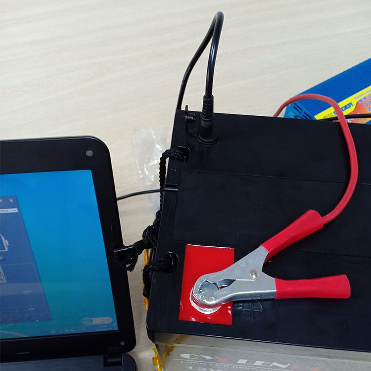 lithium battery 12v 100ah with bluetooth