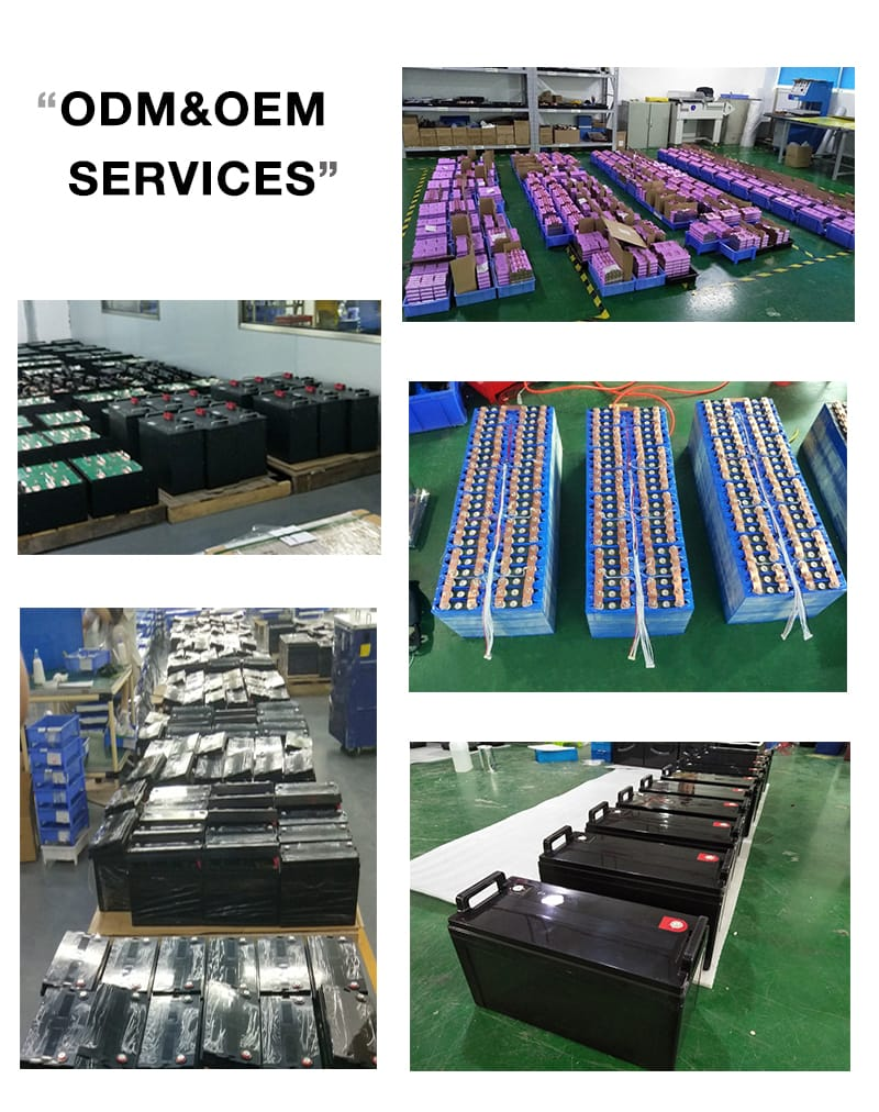 lithium ion battery manufacturer