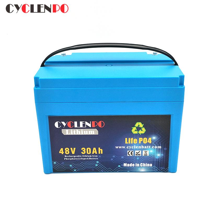 48v 30ah lithium ion battery manufacturer