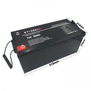 12v 300ah battery manufacturer