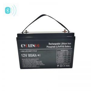 12v 80ah lifepo4 battery packs