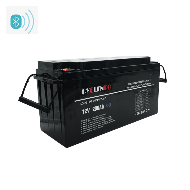 12v 200ah lithium ion battery manufacturers