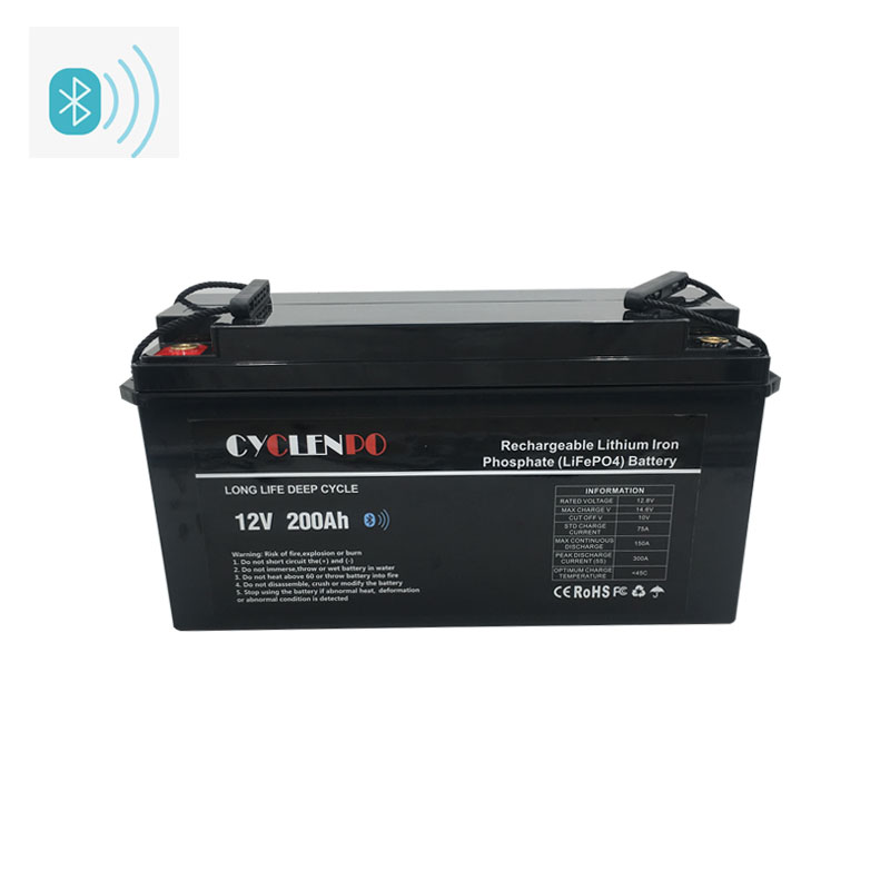 12v 200ah lifepo4 battery suplier