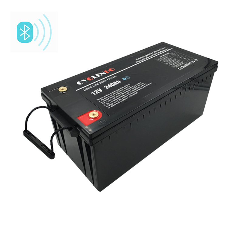 china 12 Volt Deep Cycle Marine Battery supplier