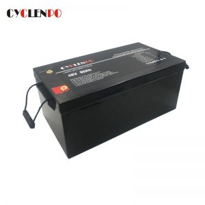 48V Lithium Iron Phosphate Battery 80Ah For Marine And Solar Energy Storage