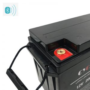 12v 200ah solar battery