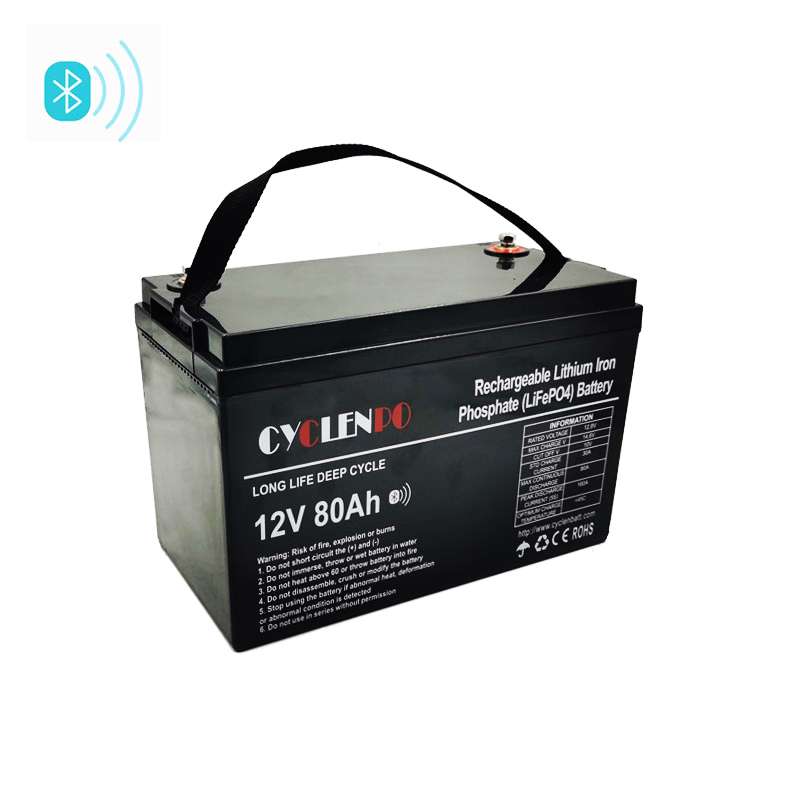 12v 80ah lithium battery manufacturers