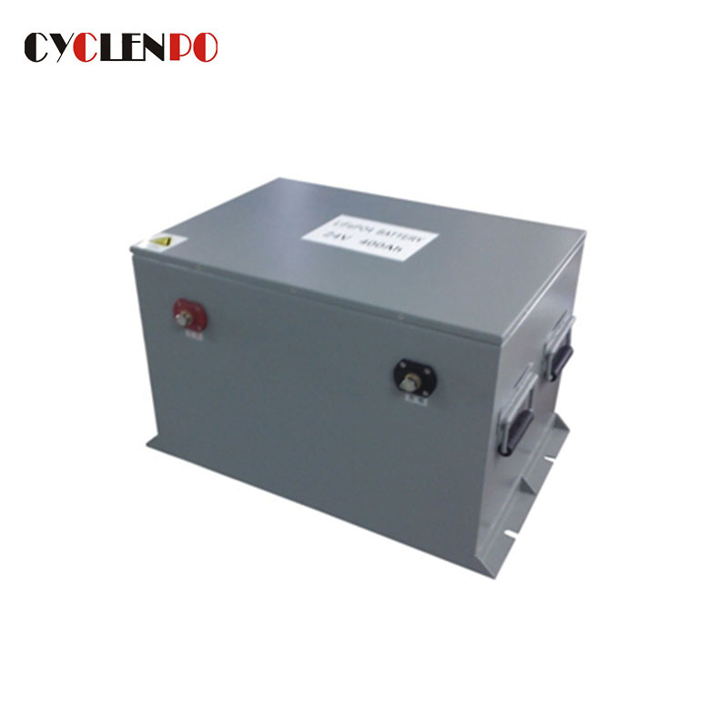 24v 400ah lithium battery manufacturer in china