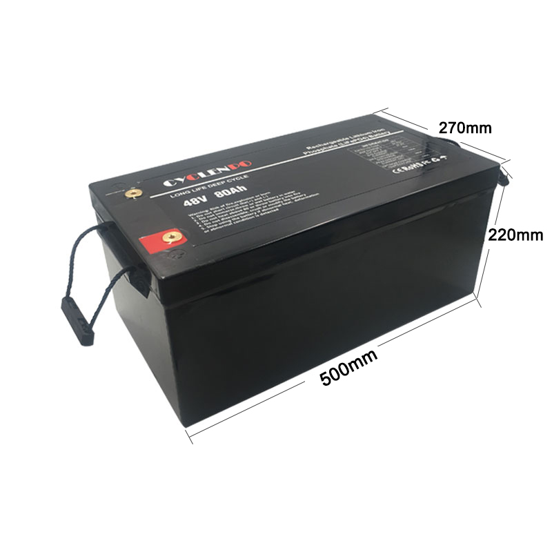 48V Lithium Iron Phosphate Battery factory