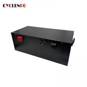 48v 120ah lithium ion battery for electric vehicles