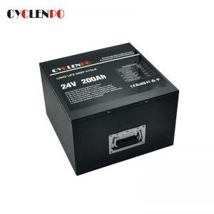 24v lithium ion battery pack