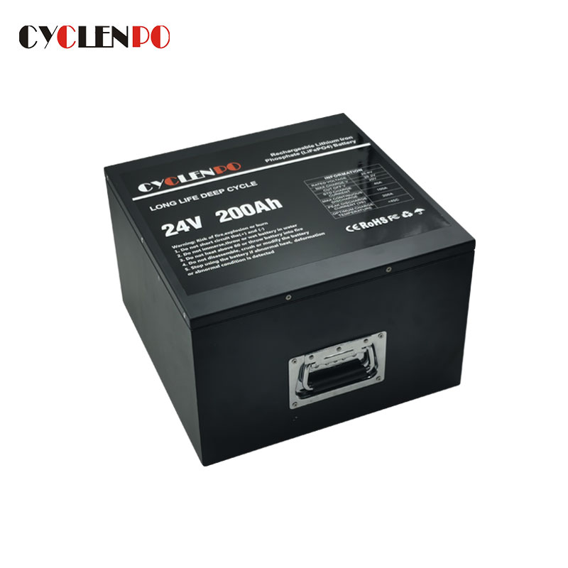 24v lithium ion battery pack