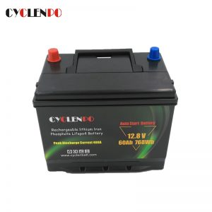 12v lithium ion car battery