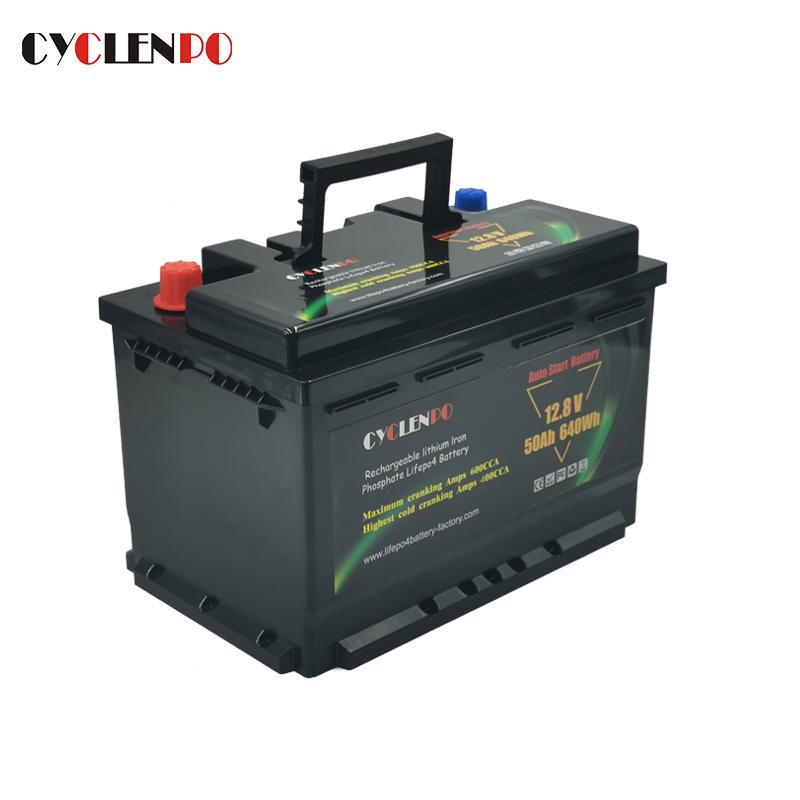 lithium car battery 12v