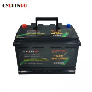 LiFePO4 12V 90Ah 700 Cold Cranking Amp Battery