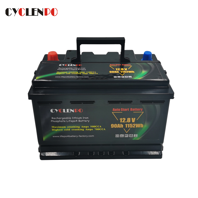 700 cold cranking amps battery