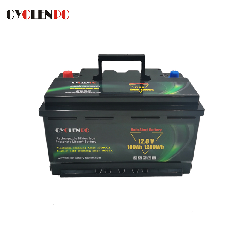 12v 100ah car battery