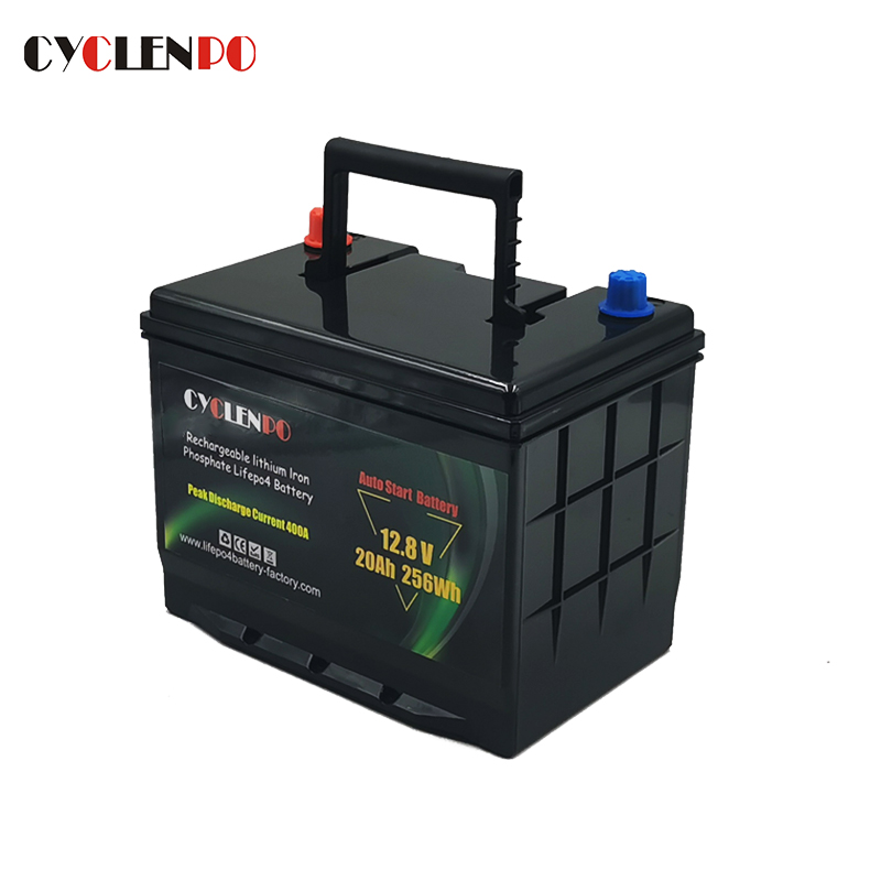 lithium cranking battery 20ah