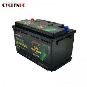 lifepo4 starter battery 12v