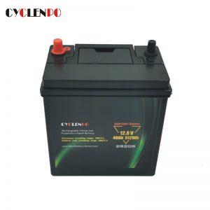 LiFePO4 12V 40Ah Starter Lithium Automotive Battery