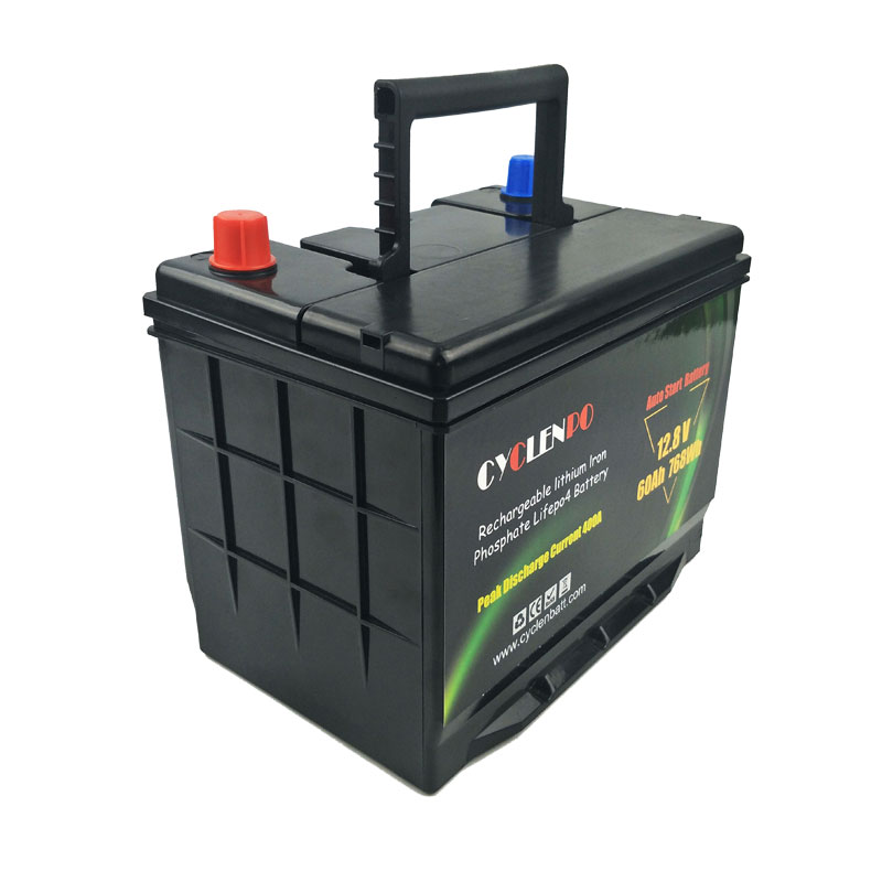 lithium ion auto battery