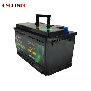 lithium craniking battery 12v 100ah