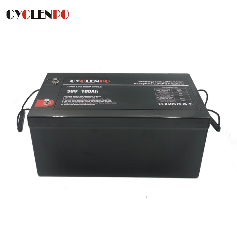 lifepo4 battery 36v