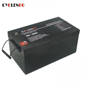 lithium 36v battery 100ah