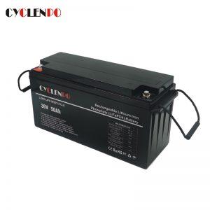 lifepo4 36v battery