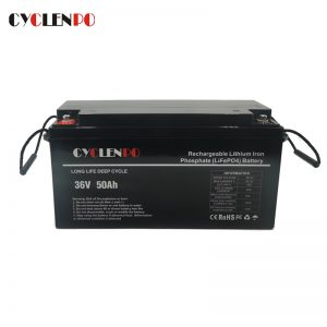 lithium battery 36v 50ah