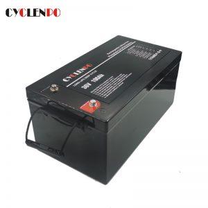 36 volt lithium battery 100ah
