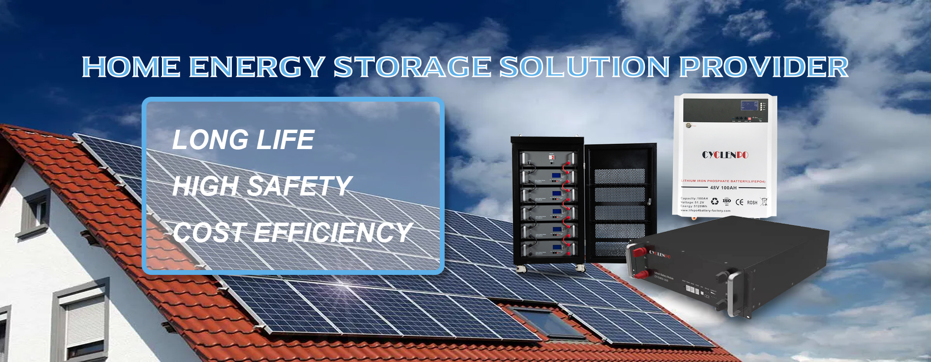 lifepo4 storage battery manufacturers