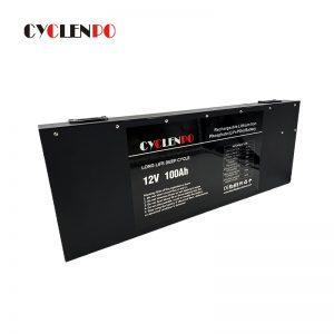 solar battery 100ah