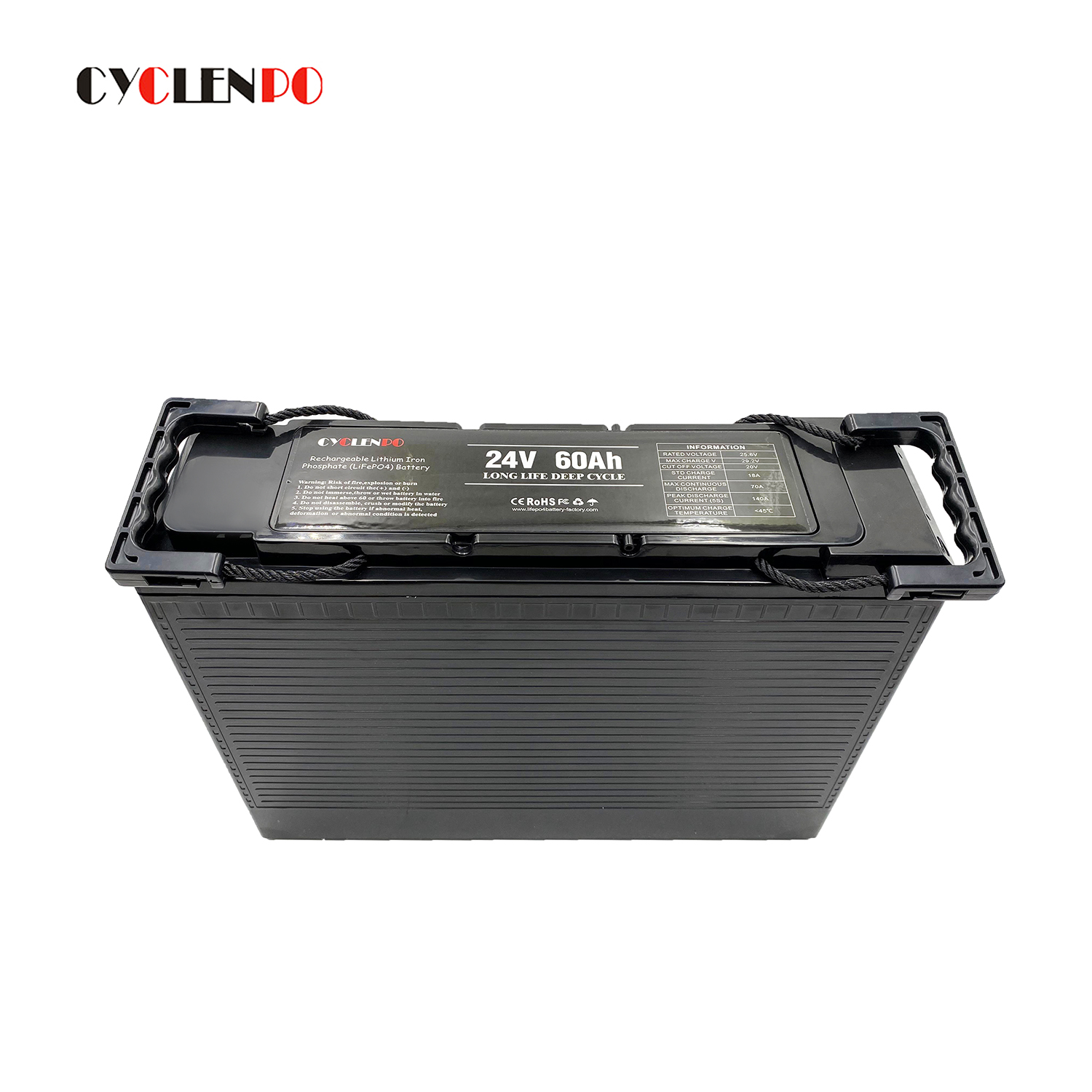 Auto batteries 24v 60ah