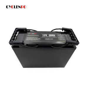 Deep cycle 12v 50ah Lithium Ion Battery Lifepo4 Battery 12v For Vehicle Off Road