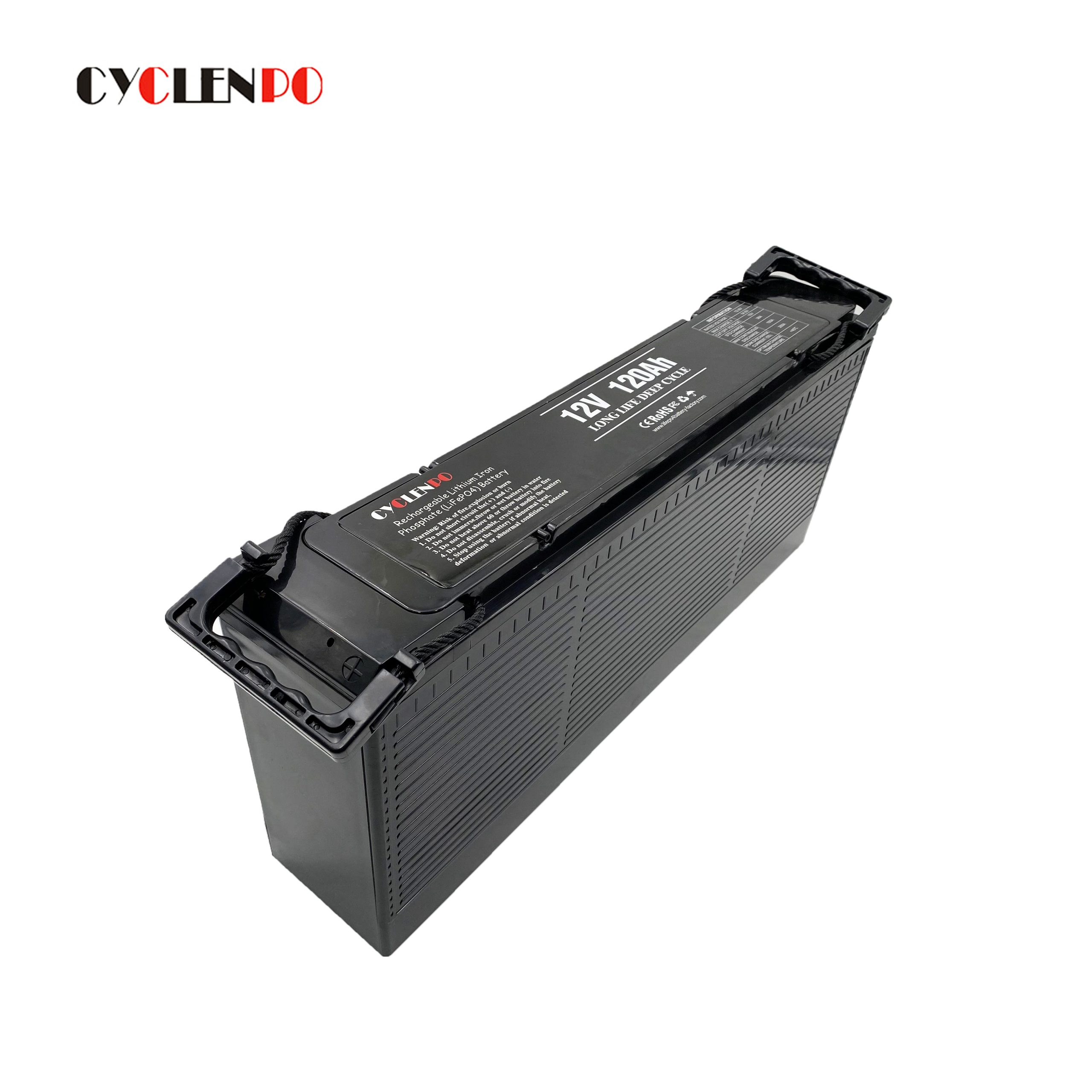 Lithium Ion Battery 12V 120ah
