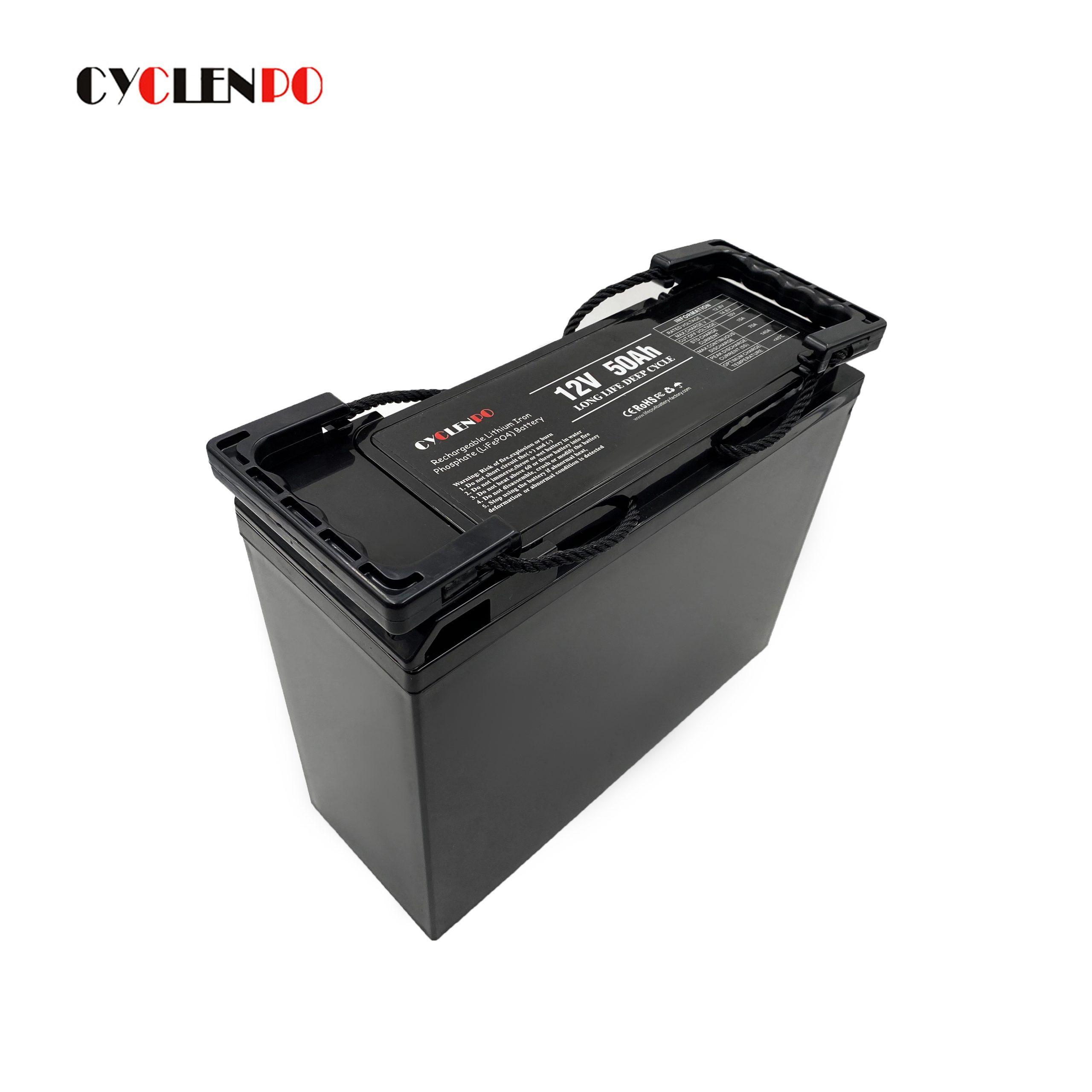 ltihium ion batteries 12v