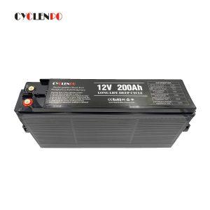 12v 200ah auto batteries