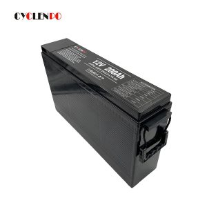 Ultra Slimline LiFePO4 Batteries